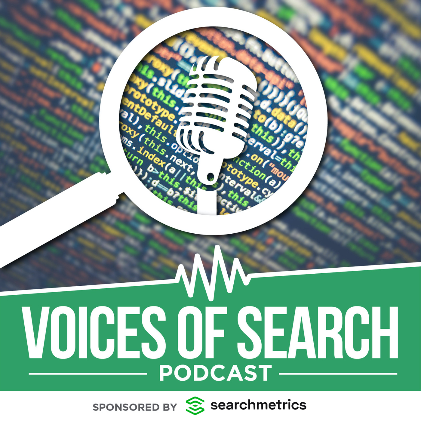 Voices Of Search podcast logo