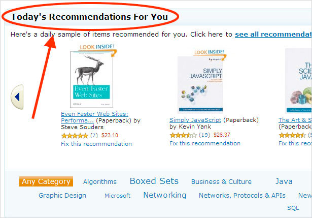 product bundling recommendations
