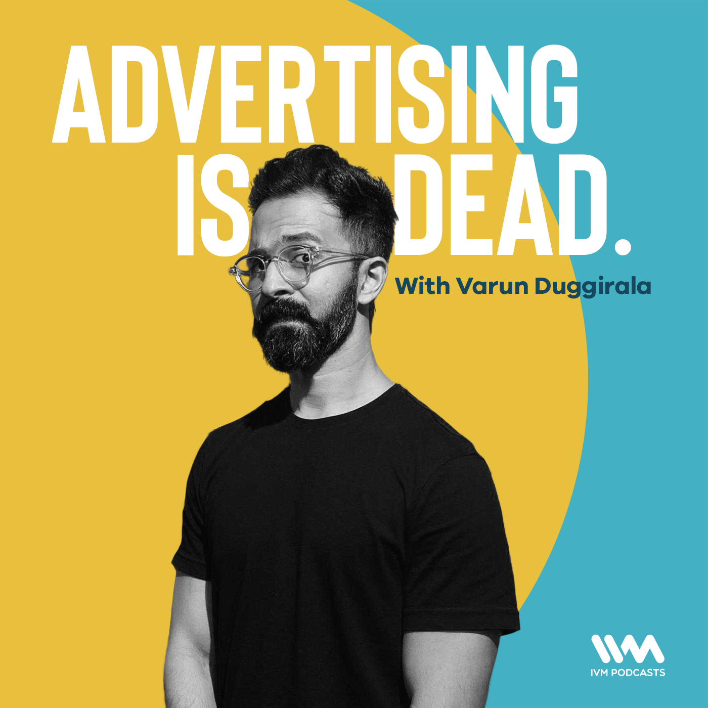 Advertising is dead Podcast logo