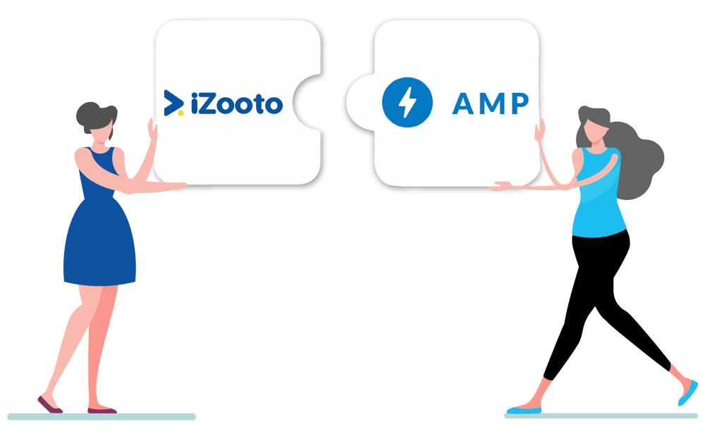 iZooto supports Web Push Notifications on Accelerated Mobile Pages(AMP)