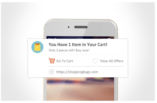 push notifications for small businesses