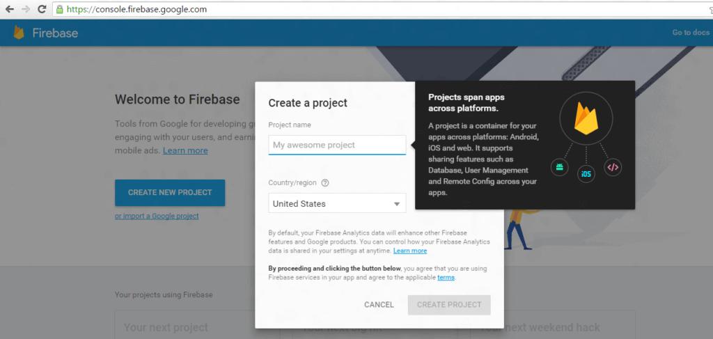 Firebase Cloud Messaging Guide