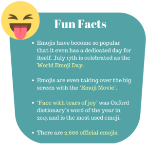emoji facts