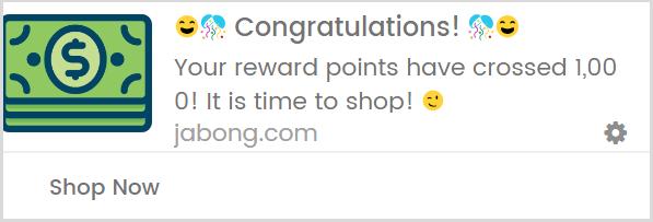 emoji in push notification