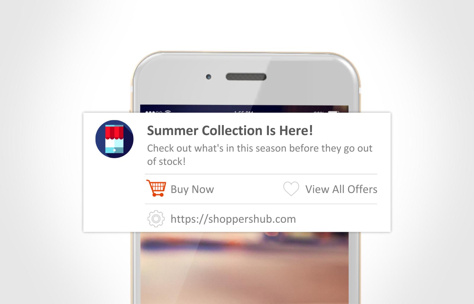 web push notifications help businesses
