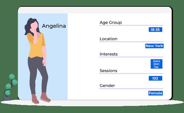user persona for personalization