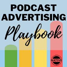 Podcast Advertising Playbook logo