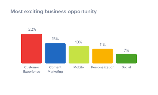 customer feedback business opportunities
