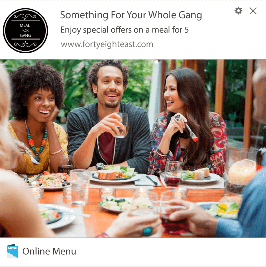 Notification Template for encouraging social togetherness